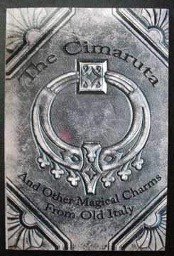 The Cimeruta and Other Magical Charms from Old Italy